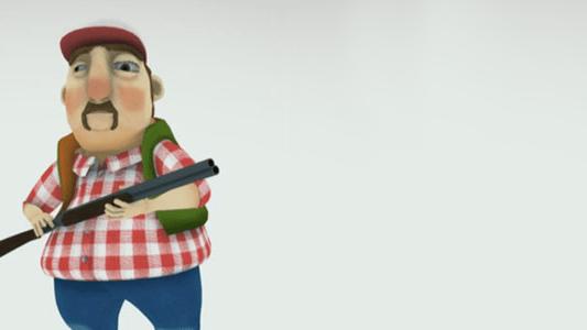 Portrait de Bebert - L'art de la chasse
