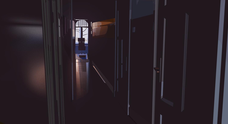 Tristan's Office